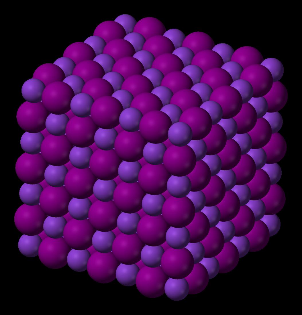 Potassium-iodide-3D-ionic