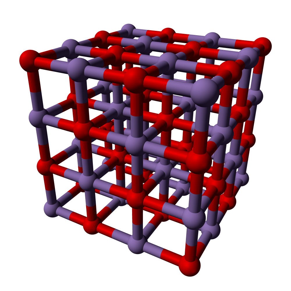 ManganeseII-oxide-xtal-3D-balls